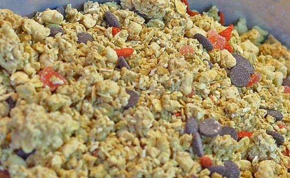 ΤΡΑΓΑΝΕΣ ΝΙΦΑΔΕΣ ΒΡΩΜΗΣ ΜΕ SUPER FOOD